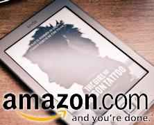 """Amazon obrywa za niedostępność """"Jedwabnika"""" JK Rowling"""