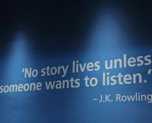10 rzeczy, których nie wiedzieliście o J.K. Rowling