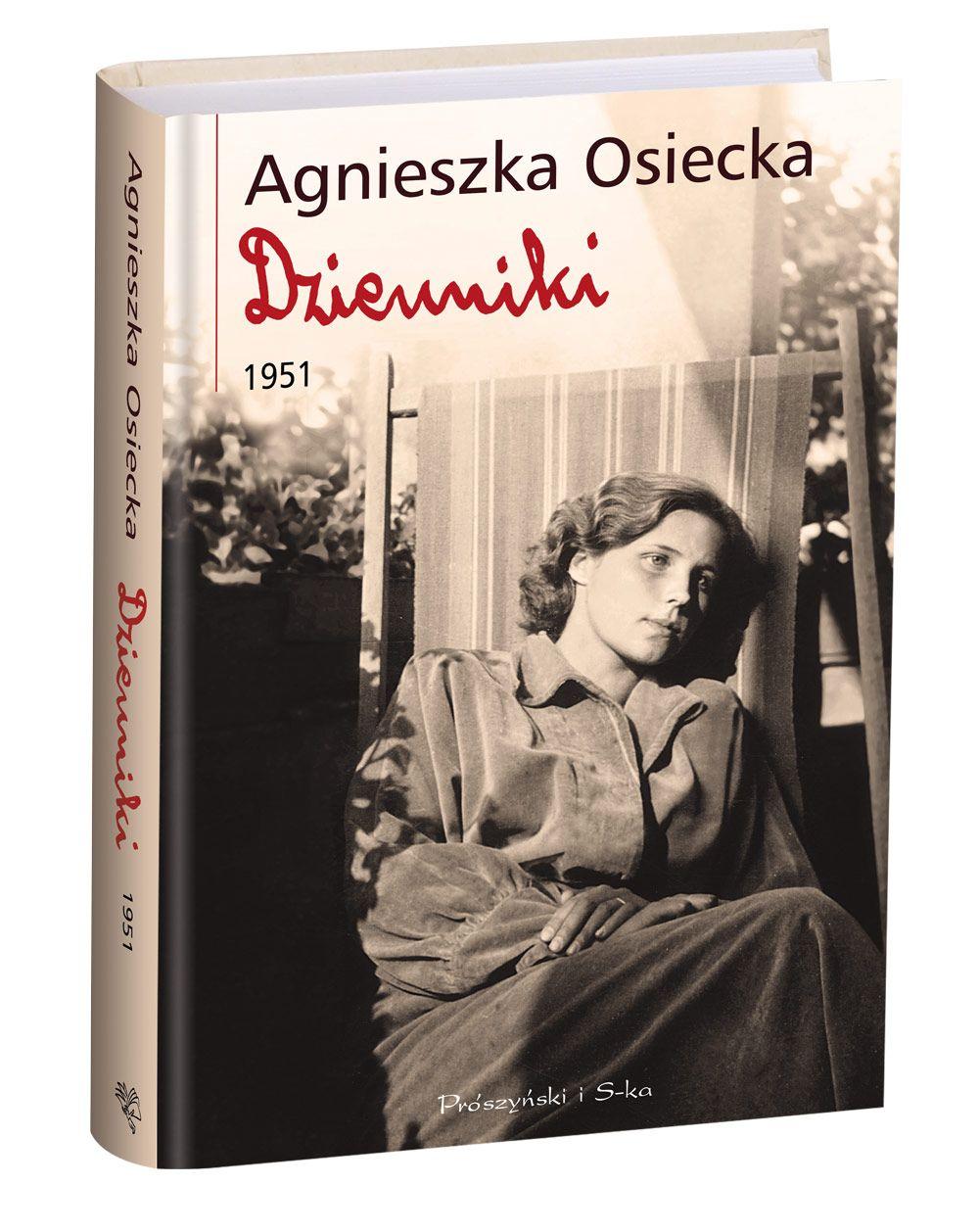 Drugi tom Dzienników Agnieszki Osieckiej