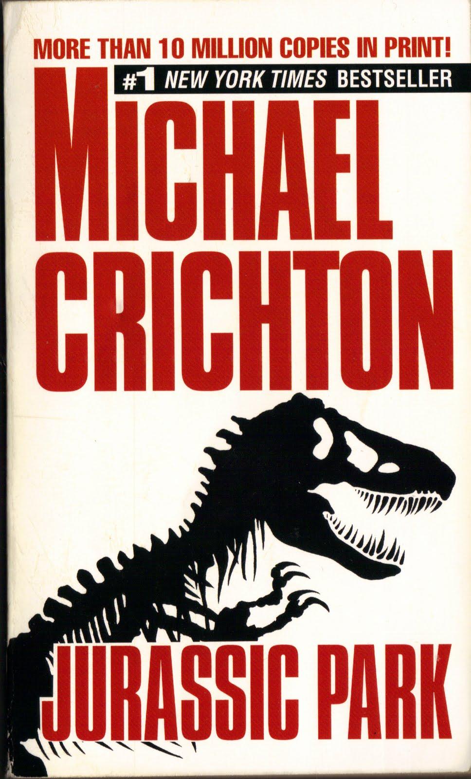 Jurassic Park. Kto oglądał, powinien przeczytać.