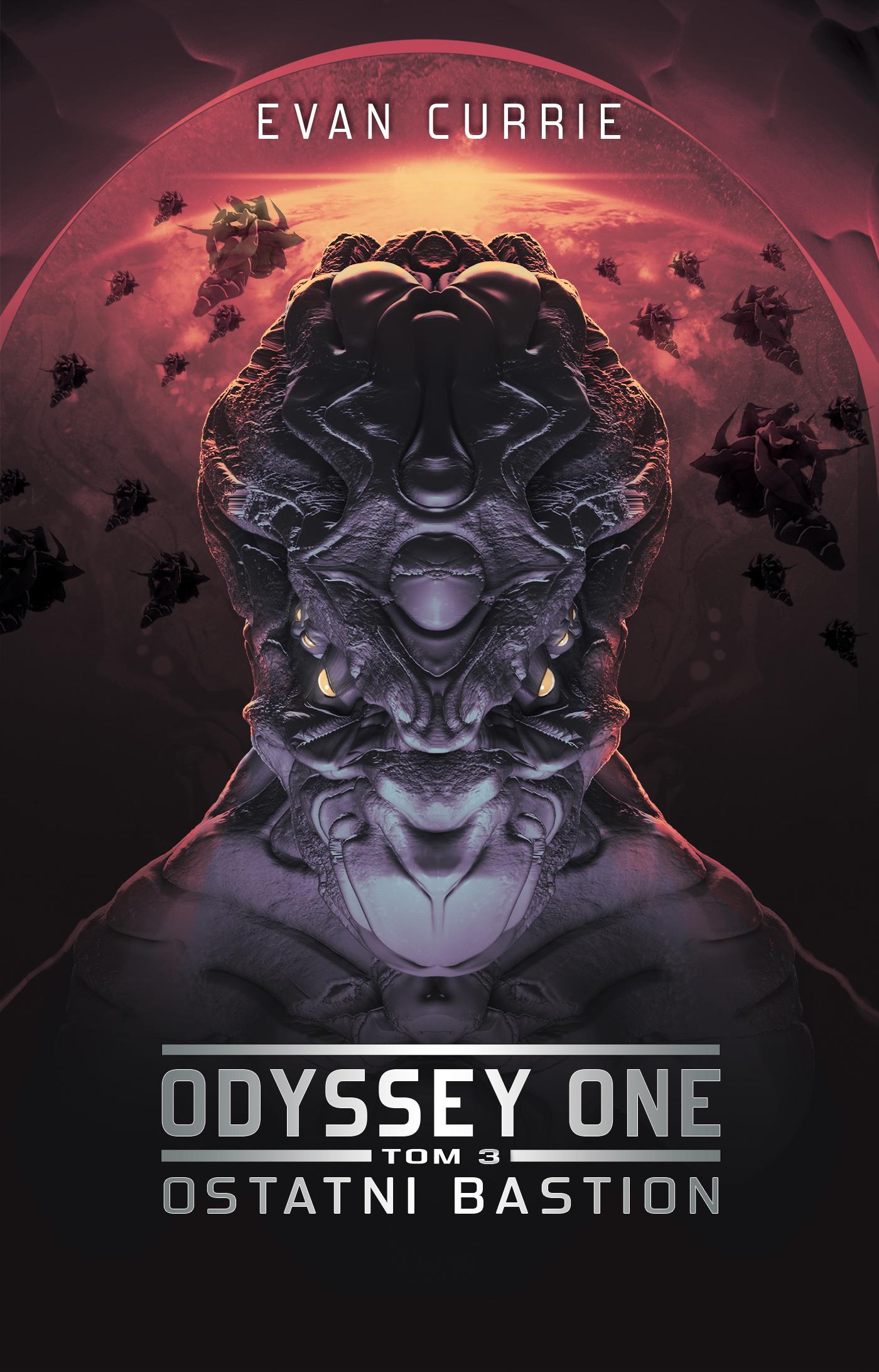 Premiera trzeciego tomu Odyssey One
