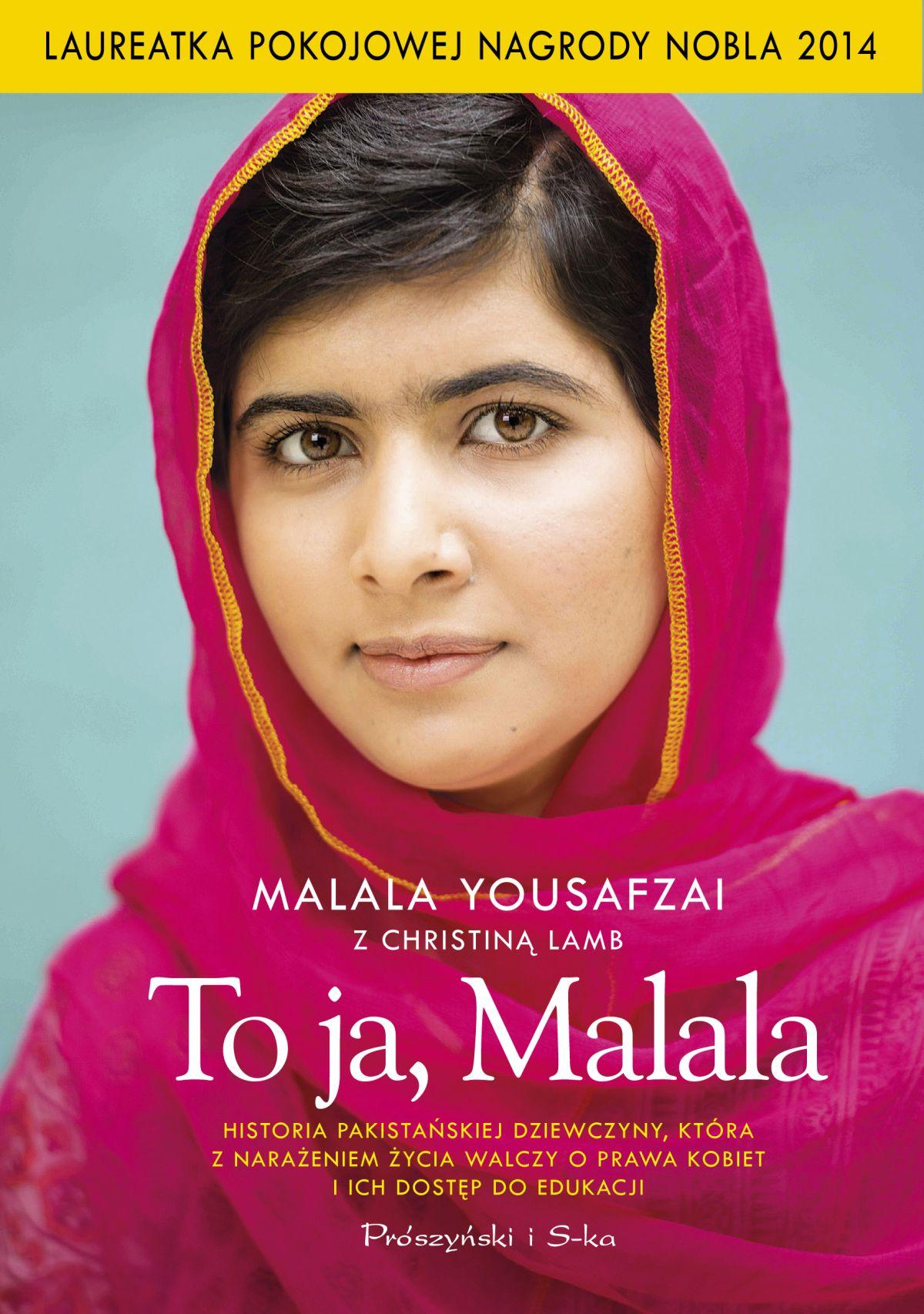 Nobel dla Malali!