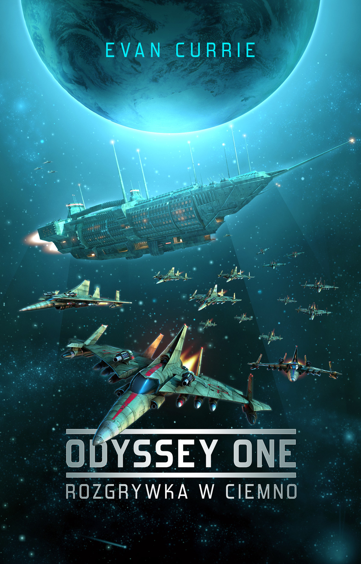 Evan Currie, Odyssey One – tom pierwszy i drugi