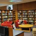 Annie Wright School library