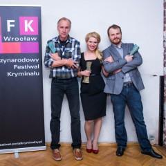 Wojciech Chmielarz jest pisarzem Wielkiego Kalibru!