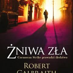 Robert Galbraith – Żniwa zła