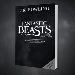 """""""Fantastyczne zwierzęta"""" J. K. Rowling jednak jako książka!"""