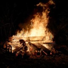 Spłonęły książki warte prawie cztery miliony