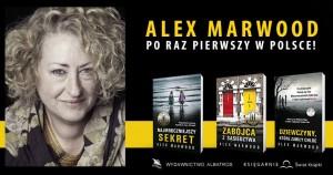 Alex Marwood - spotkania