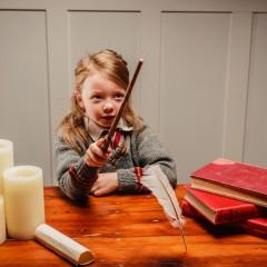 Dzieci przebrane za Harry'ego Pottera biją rekord Guinessa