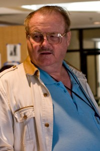 Dr. Jerry Pournelle at BayCon 2006