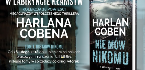 Już dziśI tom wielkiej kolekcji powieści Cobena!